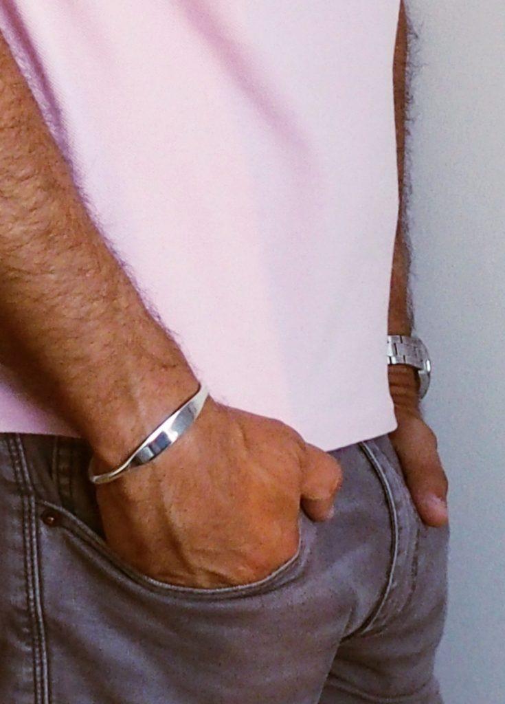 Blog bijoux homme creation drop bracelet personnalisable artemi