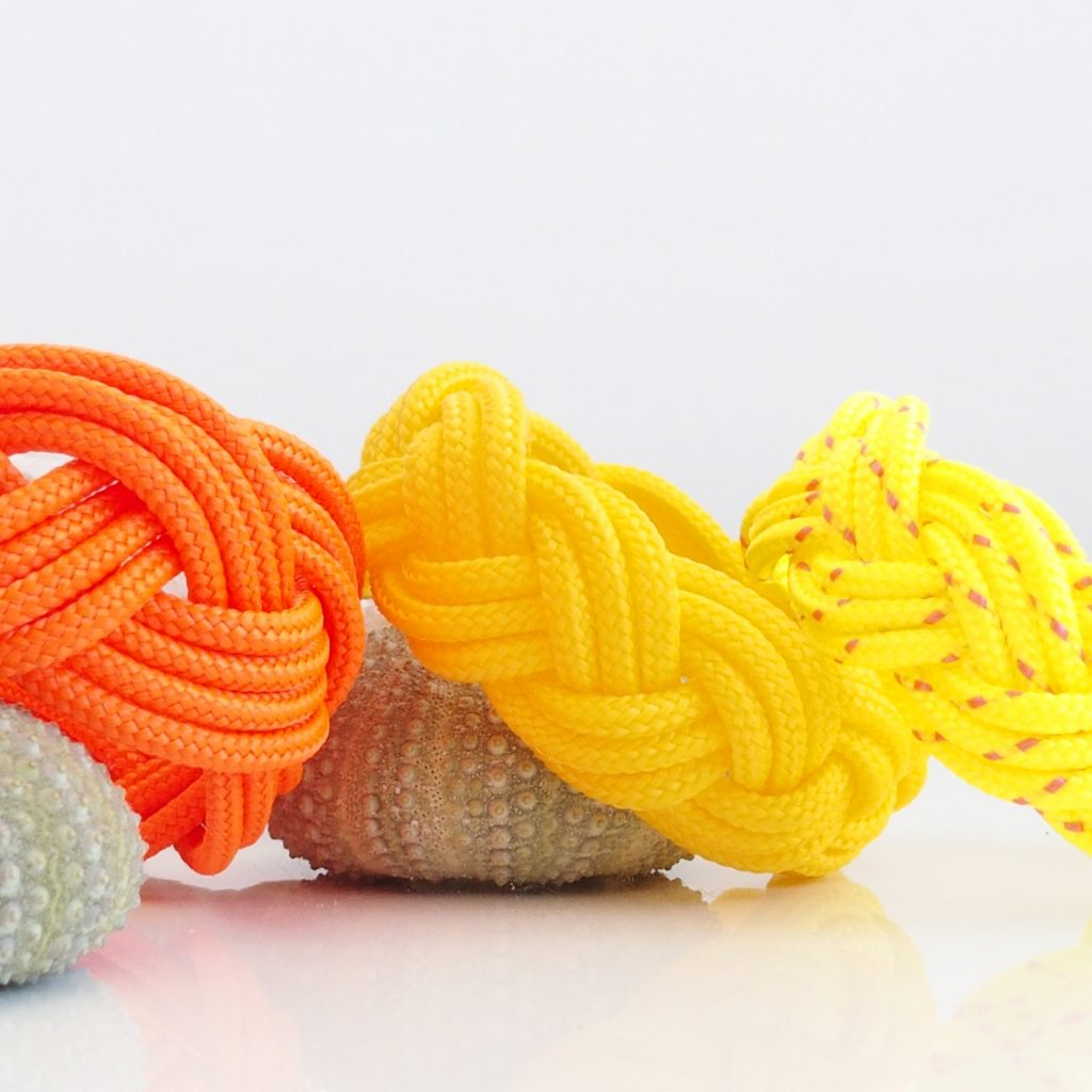 Beach Jewelry-Bracelet rope boat Belgian creation artemi