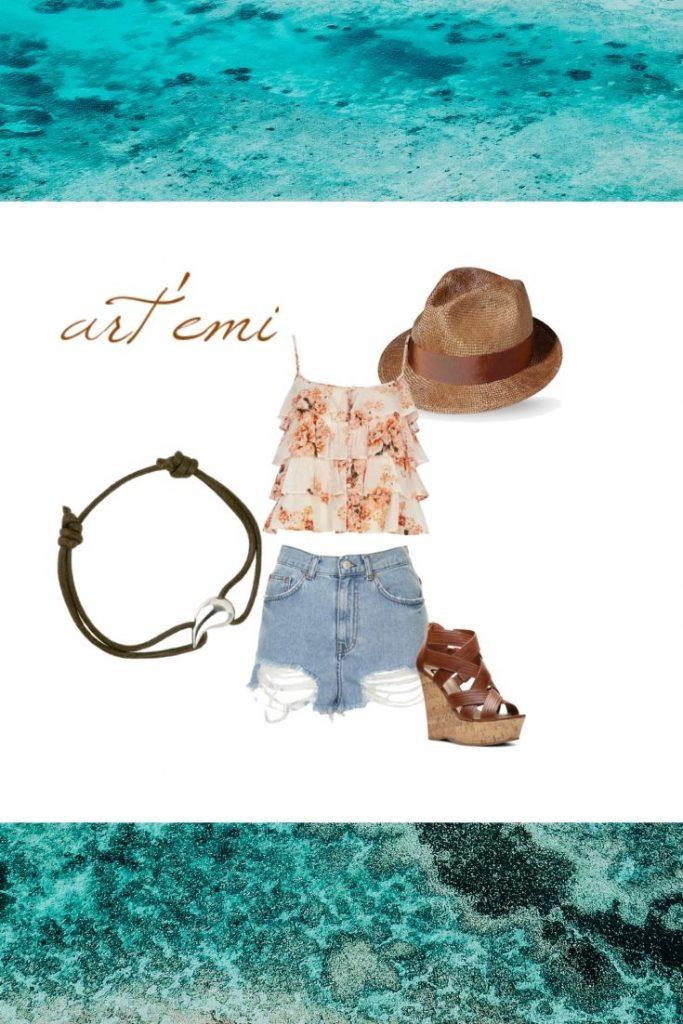 Beach jewelry man woman beach jewelry online artemi