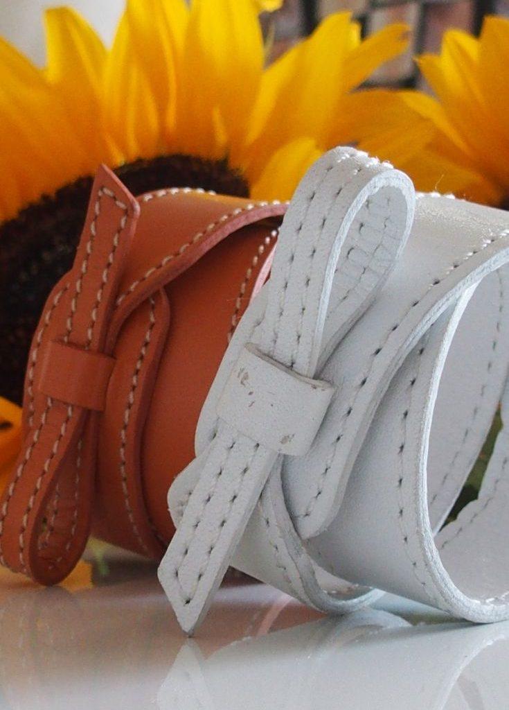 Bracelet cuir artemi