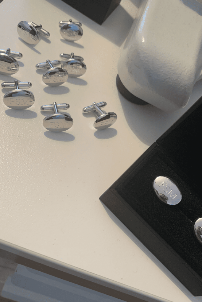 cadeaux boutons de manchette artemi