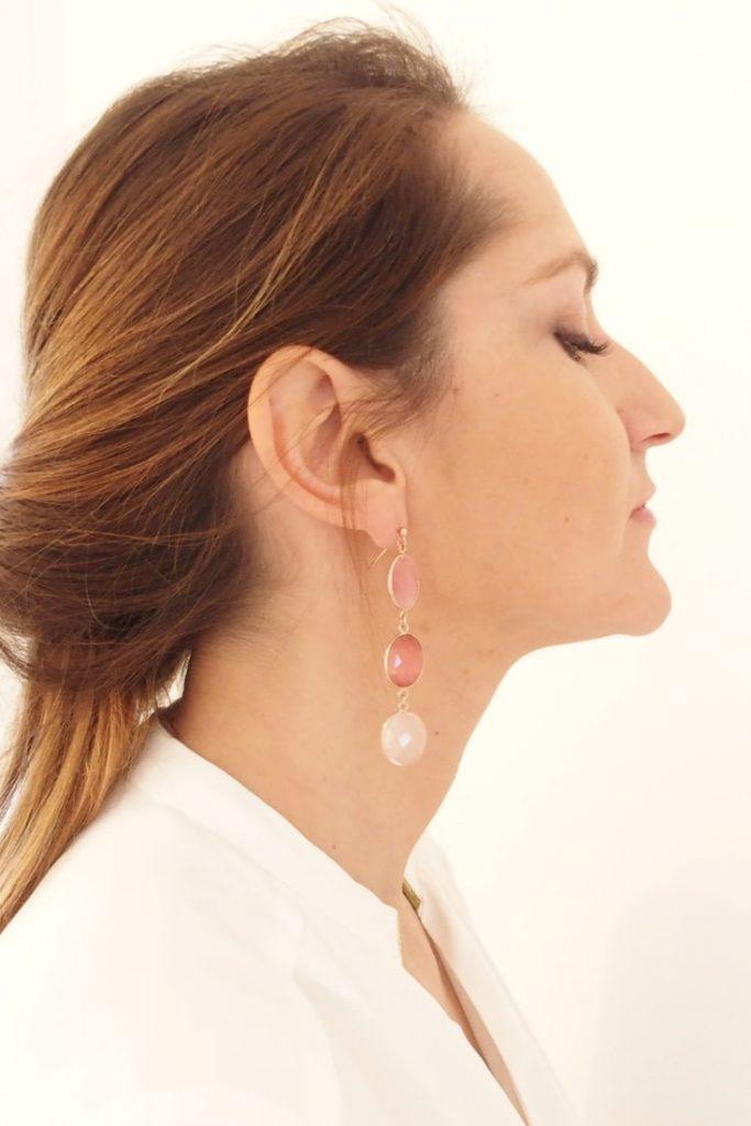 cadeau maman, boucles d'oreilles femme