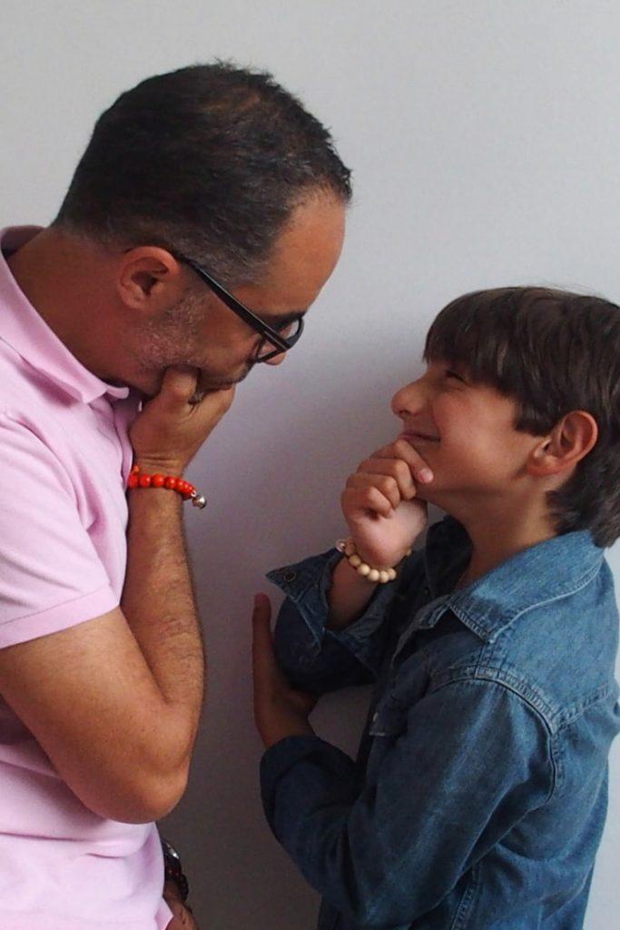cadeau papa bracelet, bijoux