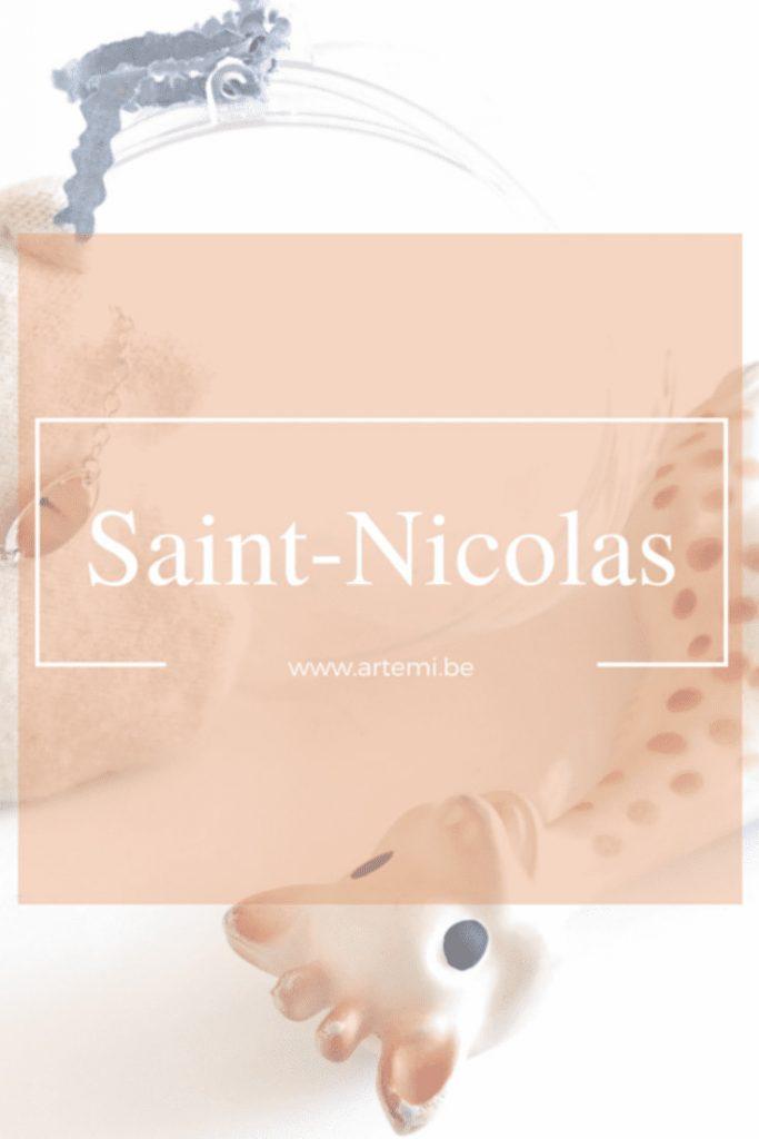 Saint Nicolas cadeau